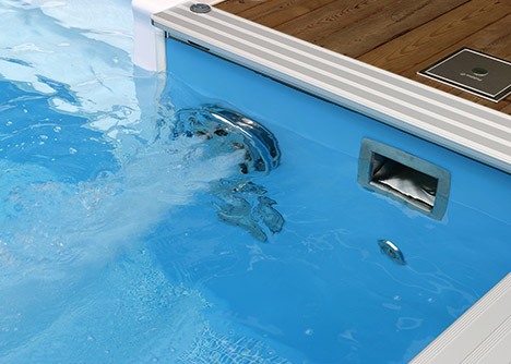 Jet Swim 2000 Swimming Pool Counter Current Pahl N