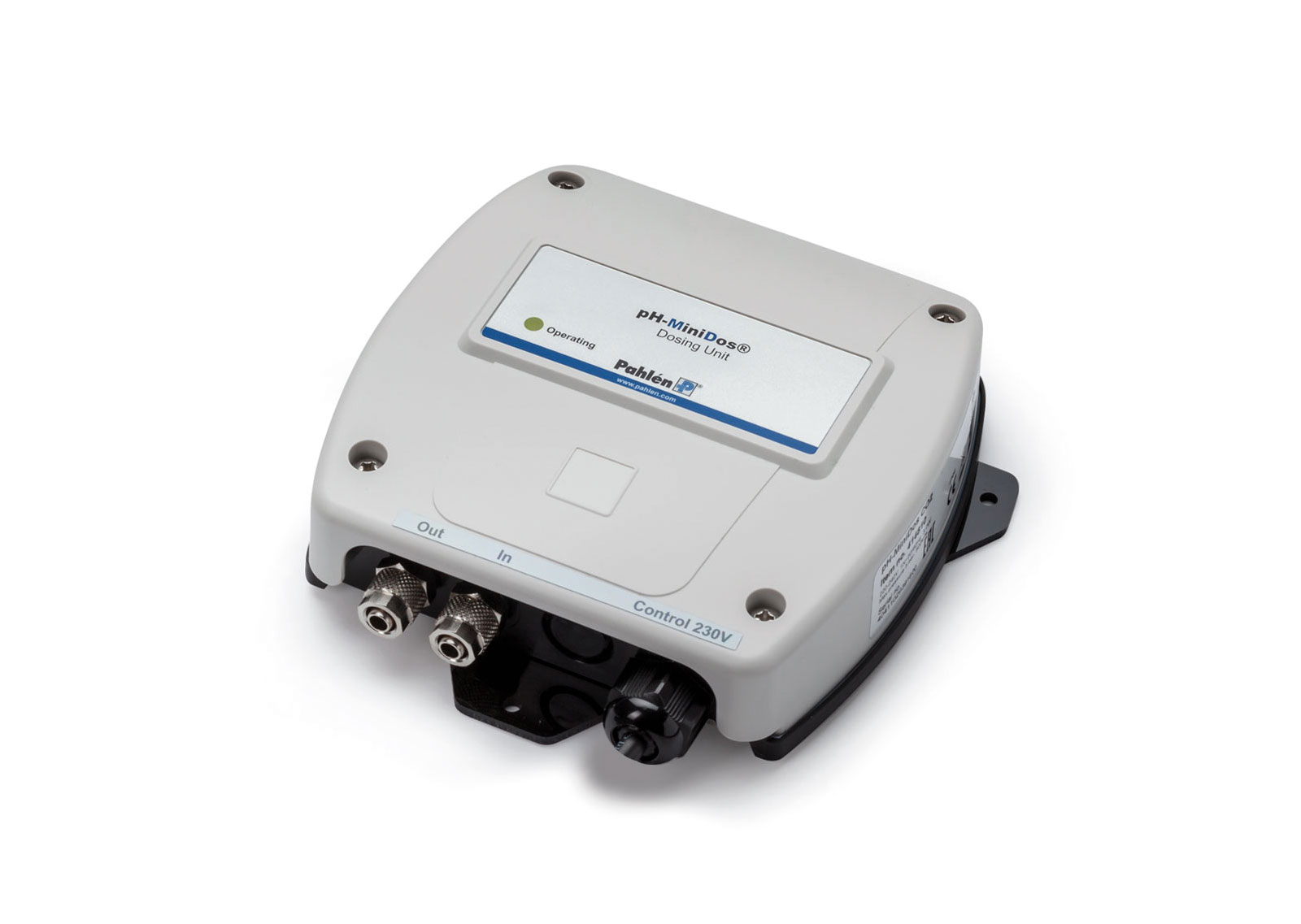 Swimming Pool Co2 Systems : Ph minidos co carbon dioxide regulation for swimming