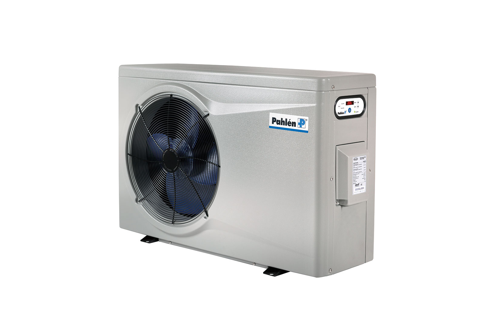 Swimming Pool Heat Pump Pvp Inverter Pahlen Ab